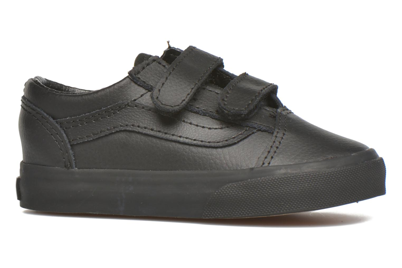 Sneaker Vans Old Skool V BB schwarz ansicht von hinten
