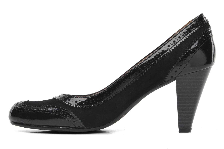 High heels Georgia Rose Zahida Black front view