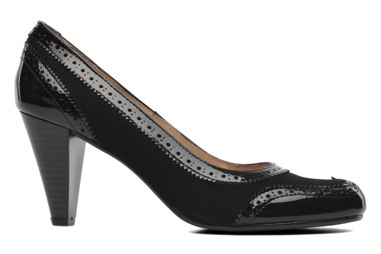High heels Georgia Rose Zahida Black back view