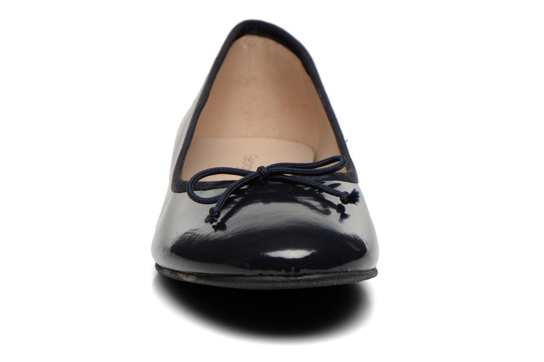 Ballerines Georgia Rose Zahara Bleu vue portées chaussures