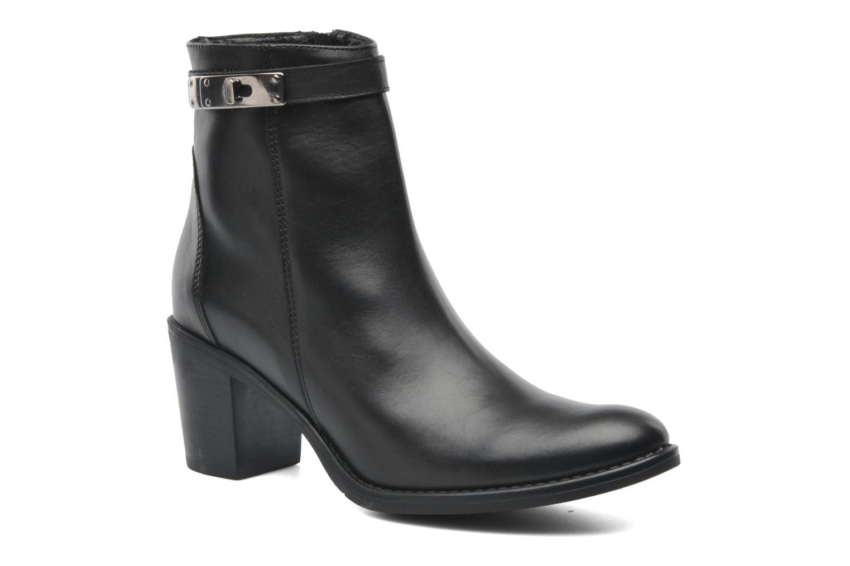 Stiefeletten & Boots Elizabeth Stuart Frida 391 schwarz detaillierte ansicht/modell