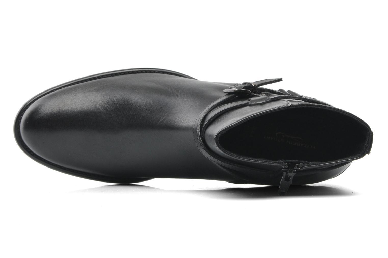 Hevin 391 Cuir noir