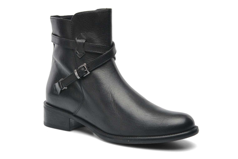 Boots en enkellaarsjes Elizabeth Stuart Hevin 391 Zwart detail