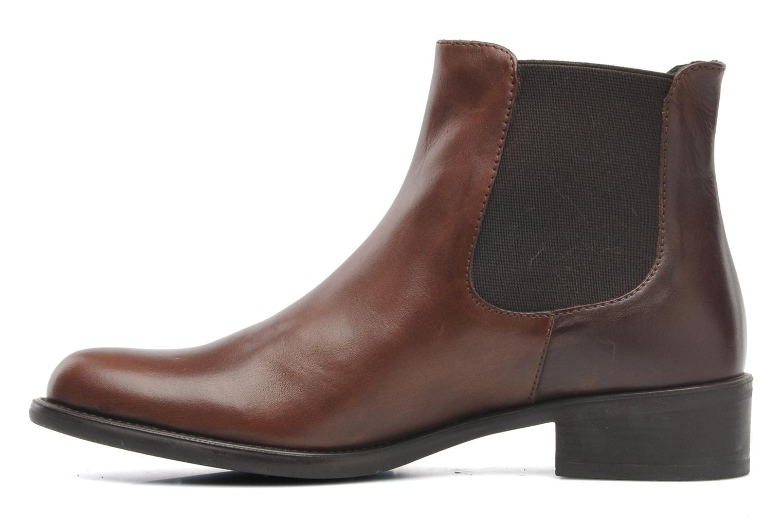 Bottines et boots Elizabeth Stuart Hezzo 391 Marron vue face
