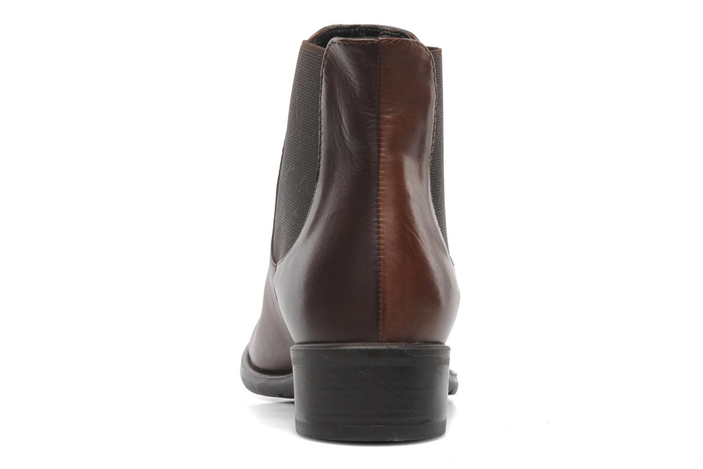 Bottines et boots Elizabeth Stuart Hezzo 391 Marron vue droite