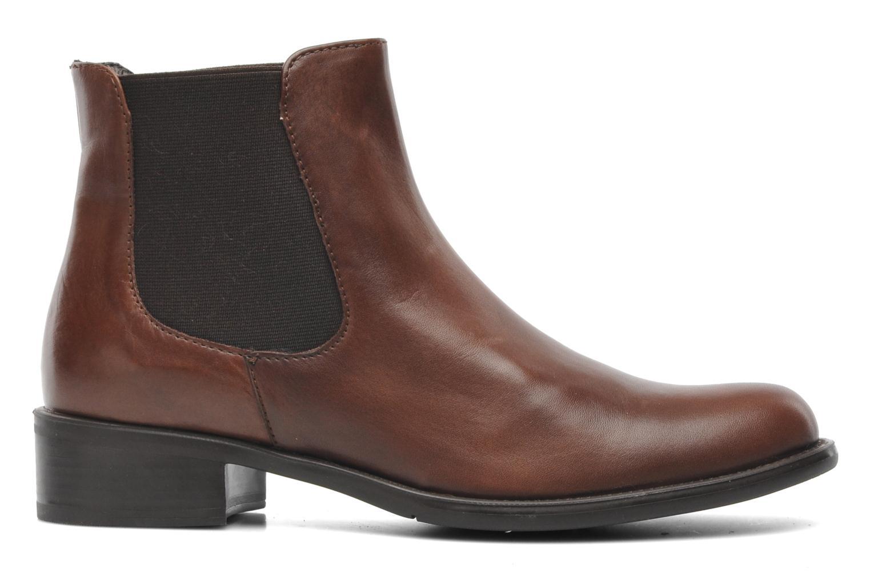 Bottines et boots Elizabeth Stuart Hezzo 391 Marron vue derrière