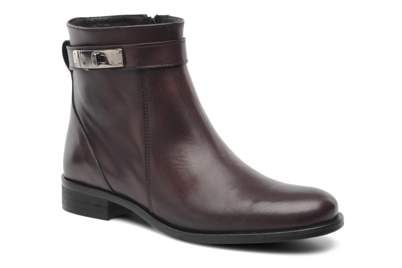 Grandes descuentos últimos zapatos Elizabeth Stuart Cassey 391 (Vino) - Botines  Descuento