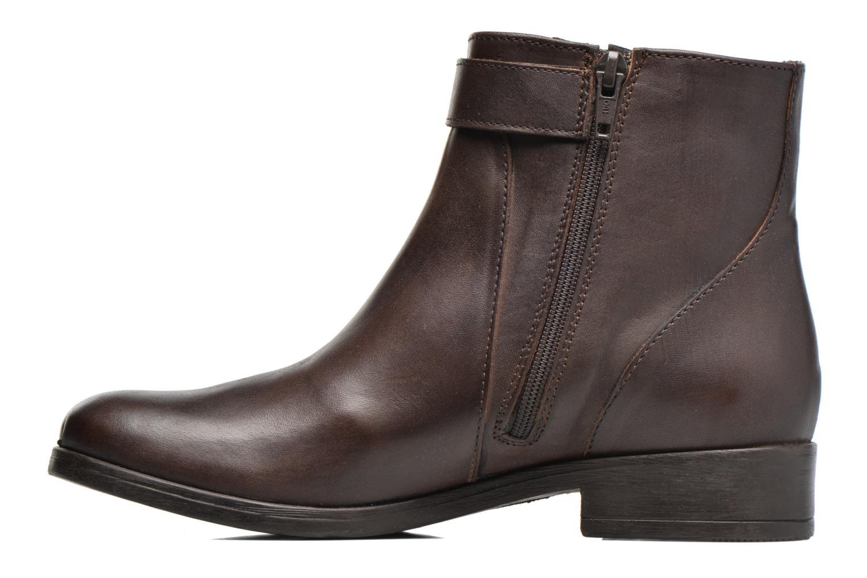 Stiefeletten & Boots Elizabeth Stuart Cassey 391 braun ansicht von vorne