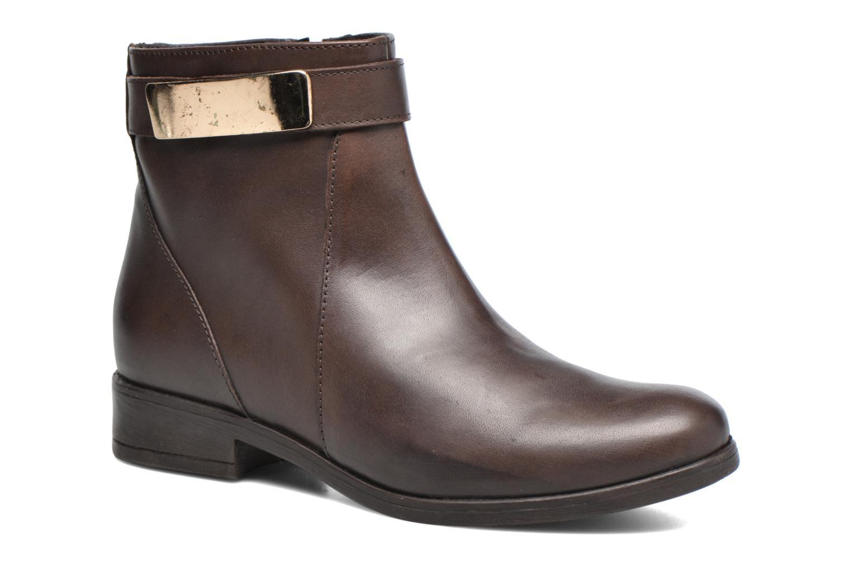 Stiefeletten & Boots Elizabeth Stuart Cassey 391 braun detaillierte ansicht/modell