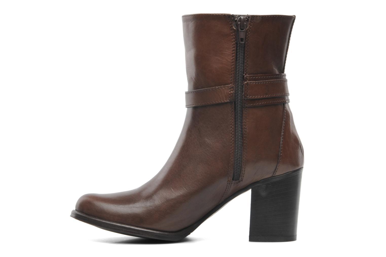 Bottines et boots Elizabeth Stuart Sarah 391 Marron vue face