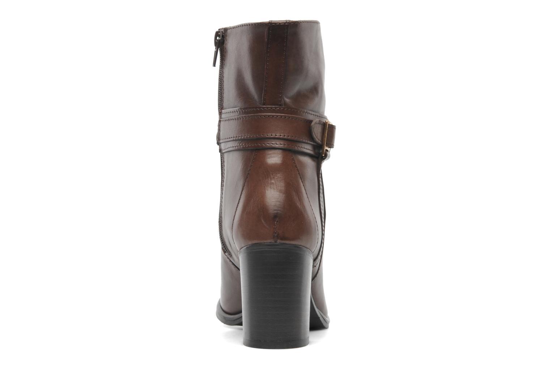 Bottines et boots Elizabeth Stuart Sarah 391 Marron vue droite