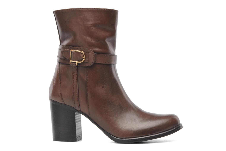 Bottines et boots Elizabeth Stuart Sarah 391 Marron vue derrière