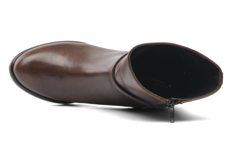 Bottines et boots Elizabeth Stuart Sarah 391 Marron vue gauche