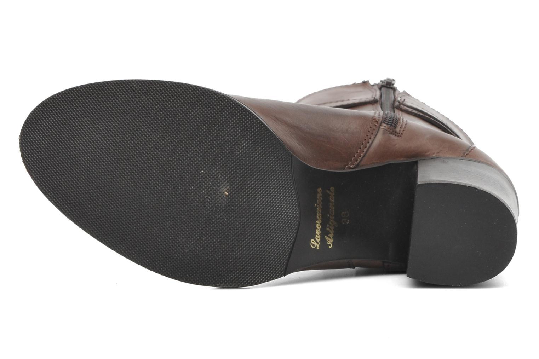 Bottines et boots Elizabeth Stuart Sarah 391 Marron vue haut