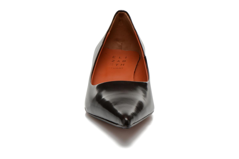 Escarpins Elizabeth Stuart Orthez 308 Marron vue portées chaussures