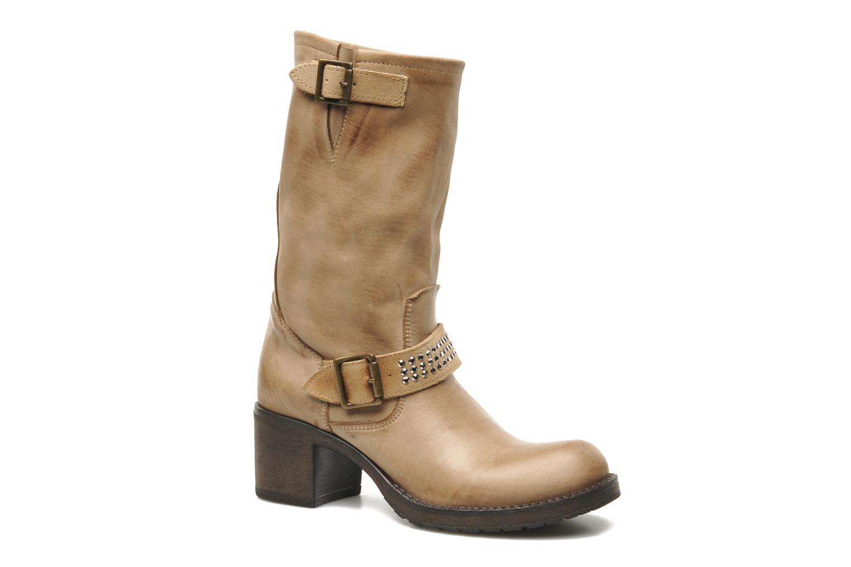 Bottines et boots Sweet Lemon Edoux Beige vue détail/paire