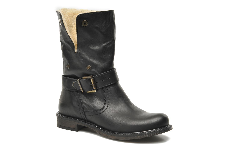 Boots en enkellaarsjes Sweet Lemon Yboo Zwart 3/4'