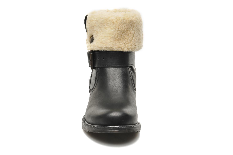 Stiefeletten & Boots Sweet Lemon Yboo schwarz schuhe getragen