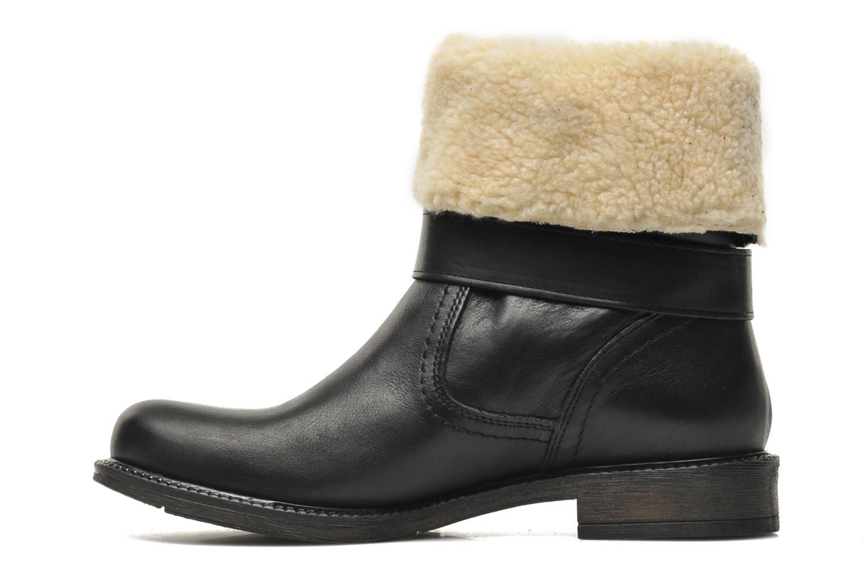 Stiefeletten & Boots Sweet Lemon Yboo schwarz ansicht von vorne