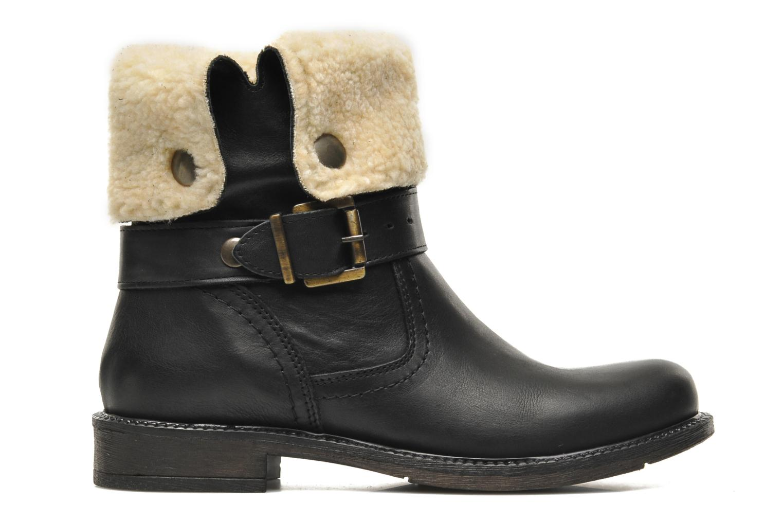 Boots en enkellaarsjes Sweet Lemon Yboo Zwart achterkant