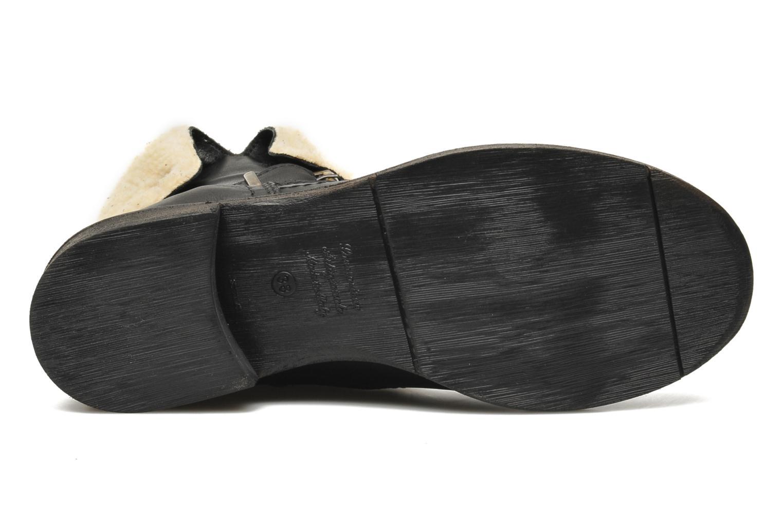 Stiefeletten & Boots Sweet Lemon Yboo schwarz ansicht von oben