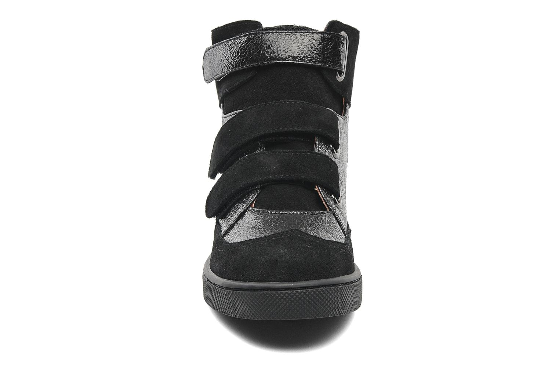Sneaker Mellow Yellow Raffy schwarz schuhe getragen