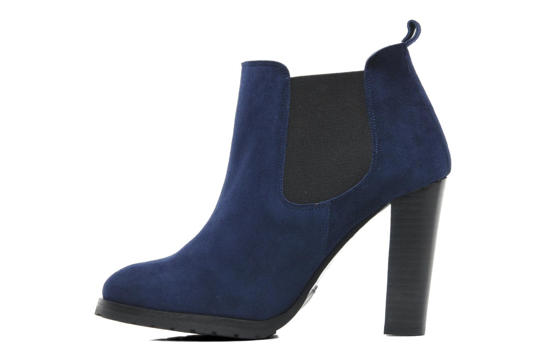 Bottines et boots Anaki Sabrina Bleu vue face
