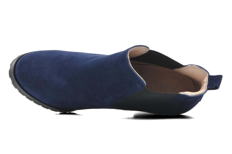 Boots en enkellaarsjes Anaki Sabrina Blauw links