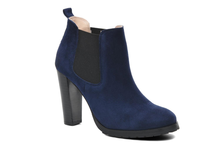 Boots en enkellaarsjes Anaki Sabrina Blauw detail