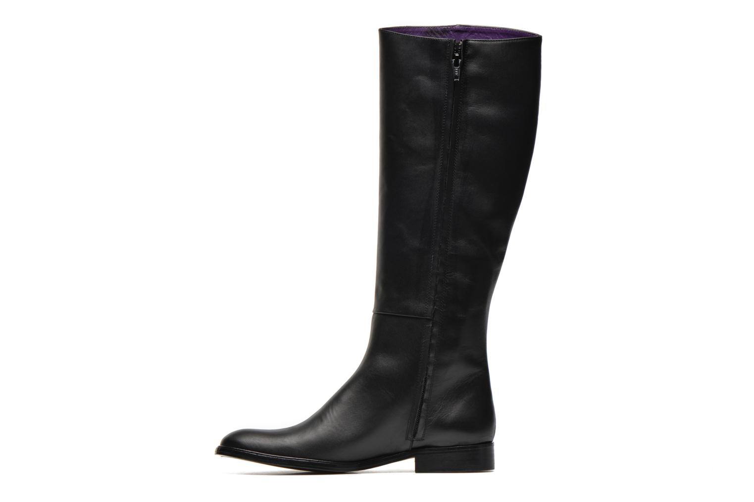 Boots & wellies Anaki Laurel Black front view