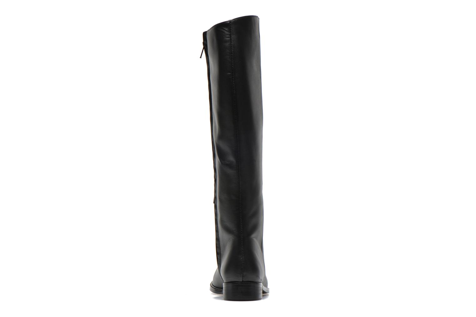 Boots & wellies Anaki Laurel Black view from the right