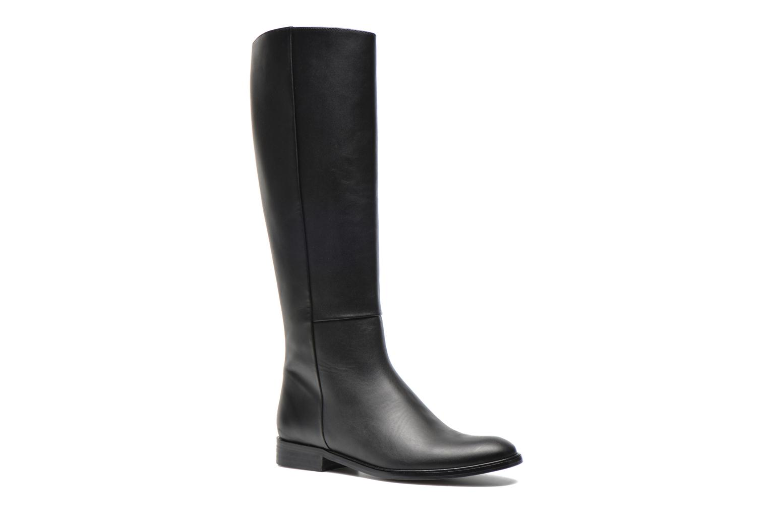 Boots & wellies Anaki Laurel Black detailed view/ Pair view