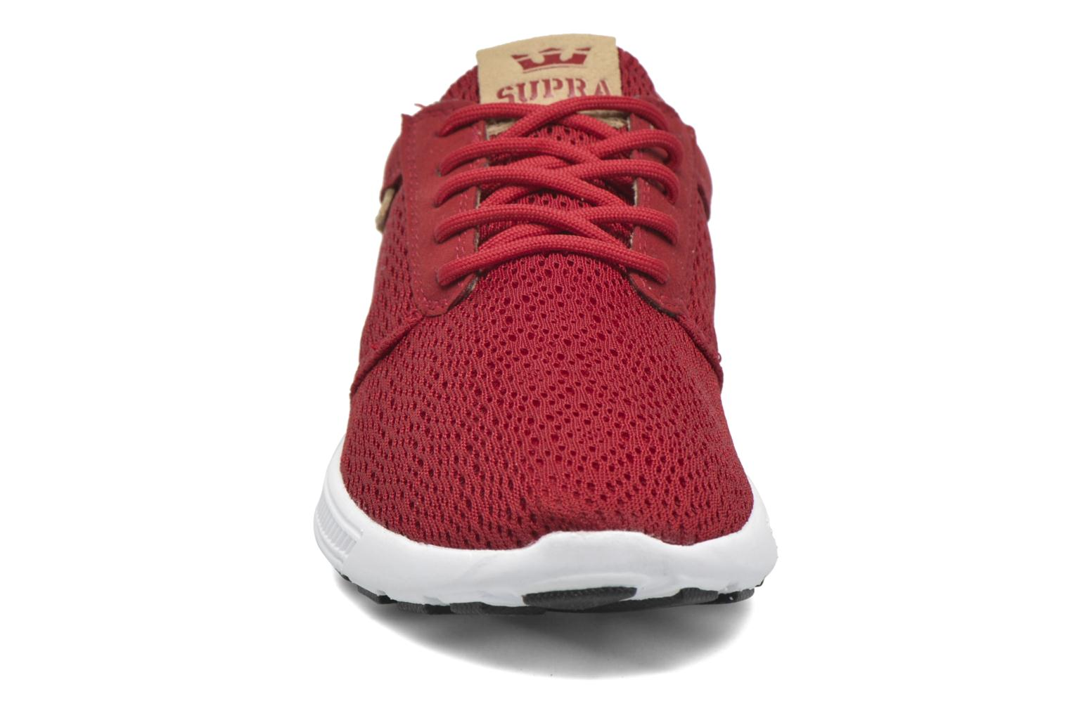 Hammer Run Red/Tan