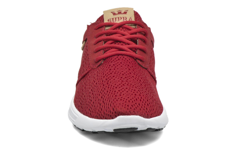 Sneakers Supra Hammer Run Rød se skoene på