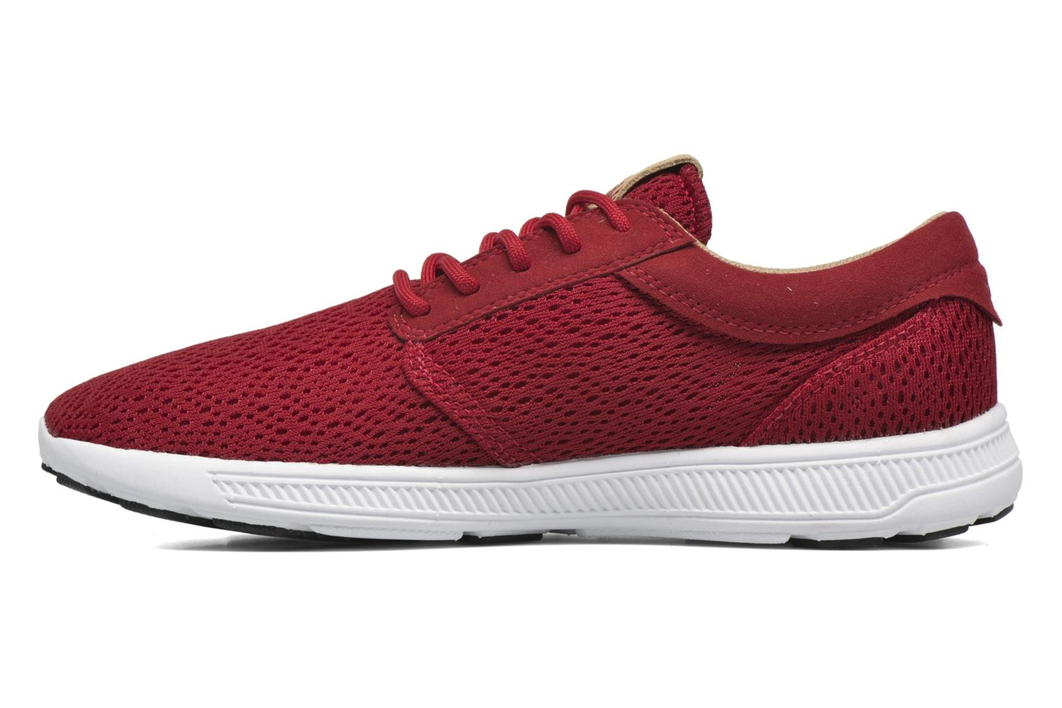 Trainers Supra Hammer Run Red front view