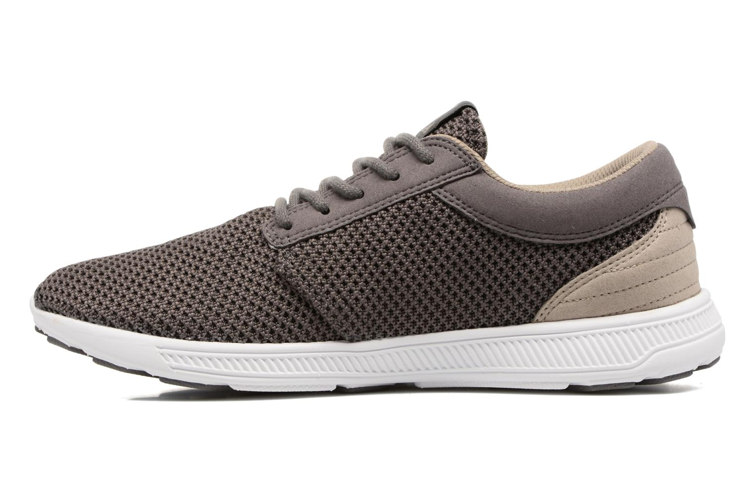 Baskets Supra Hammer Run Marron vue face