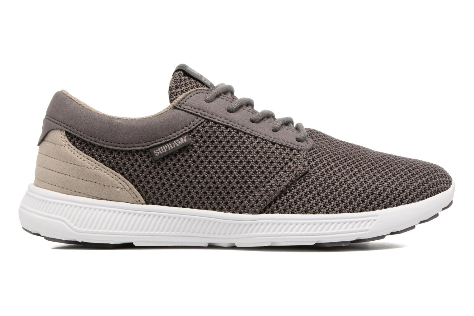 Baskets Supra Hammer Run Marron vue derrière