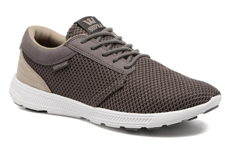 Sneakers Supra Hammer Run Brun detaljeret billede af skoene