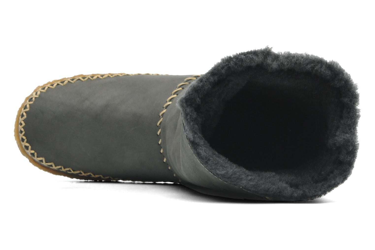 Ankle boots Laidback London Naira Grey view from the left