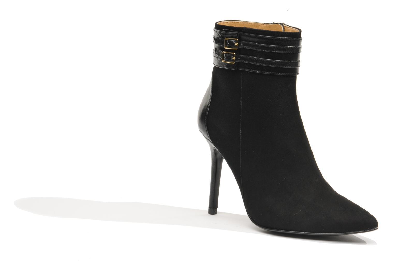 Bottines et boots Made by SARENZA Monceau #8 Noir vue face