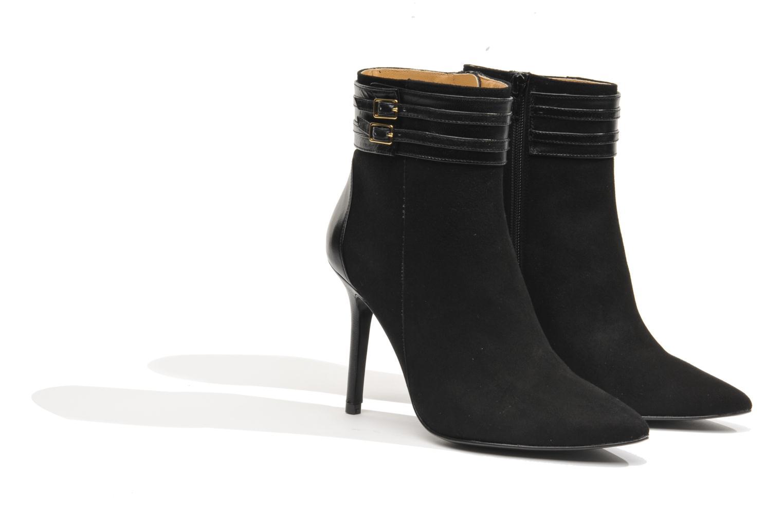 Bottines et boots Made by SARENZA Monceau #8 Noir vue droite
