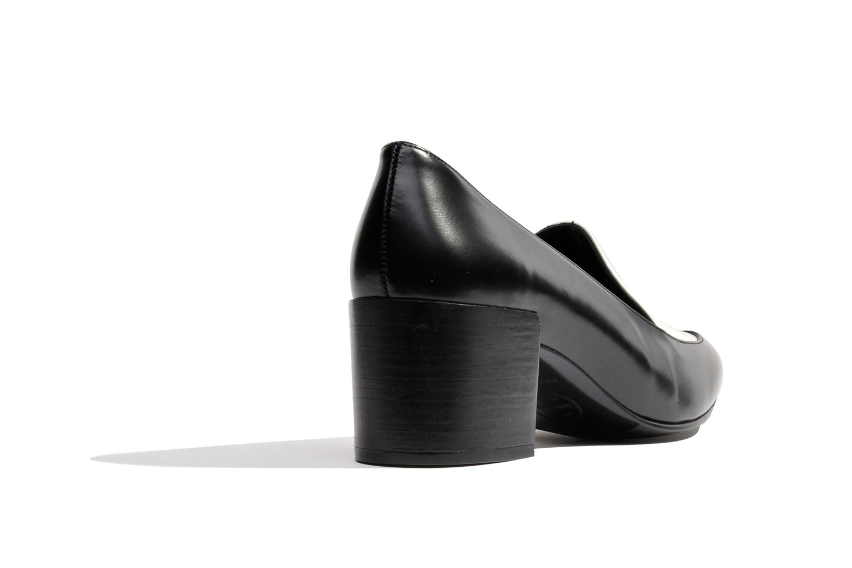 Slipper Made by SARENZA Bataclan #26 schwarz schuhe getragen