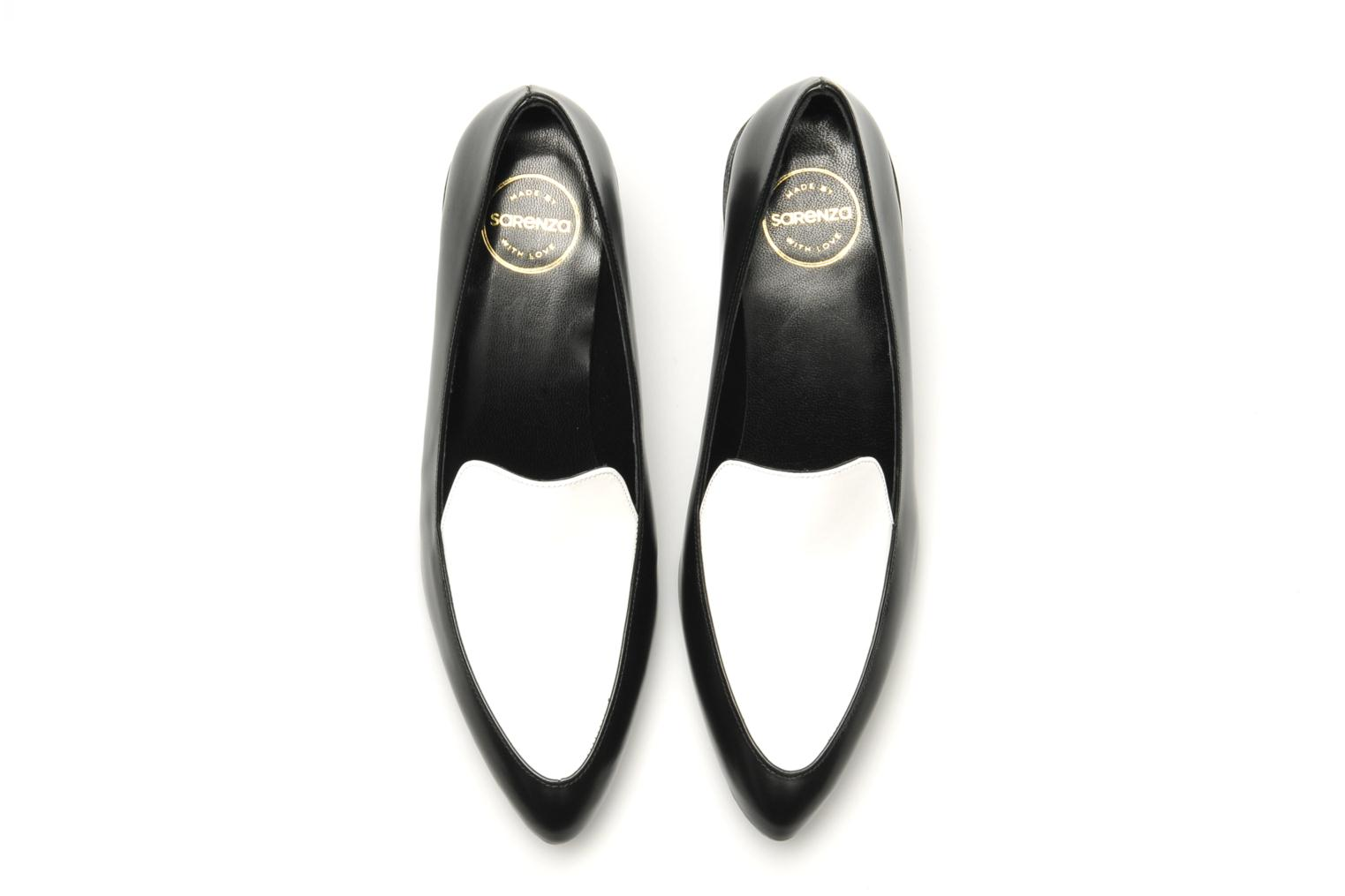 Loafers Made by SARENZA Bataclan #26 Black view from above