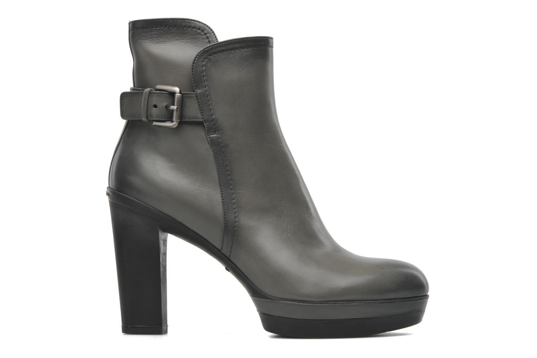 Stiefeletten & Boots Santoni Samantha 52511 grau ansicht von hinten