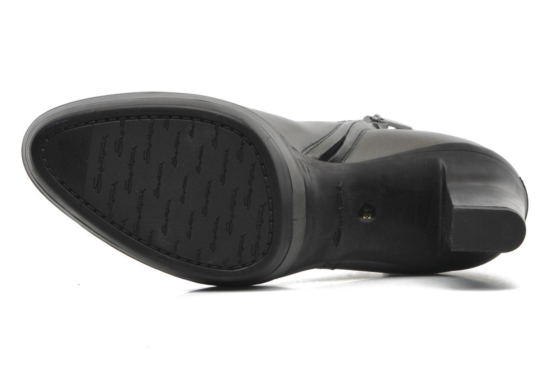 Stiefeletten & Boots Santoni Samantha 52511 grau ansicht von oben
