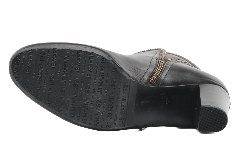 Bottines et boots JB MARTIN 1Janice Noir vue haut