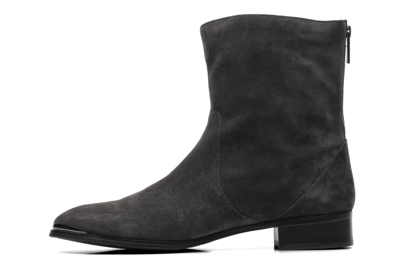 Stiefeletten & Boots JB MARTIN 2Cheryl grau ansicht von vorne