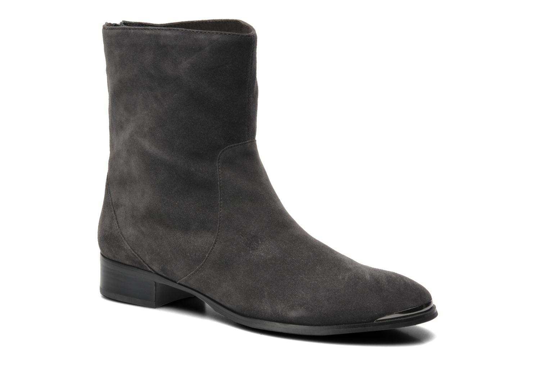 Bottines et boots JB MARTIN 2Cheryl Gris vue détail/paire