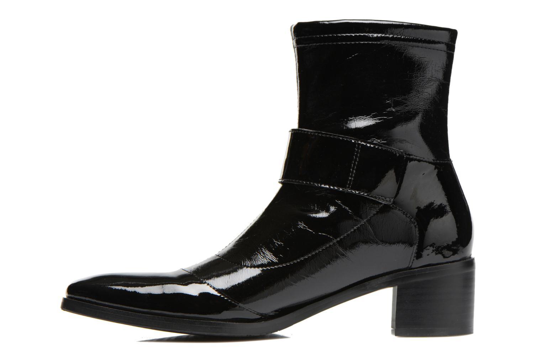 Boots en enkellaarsjes JB MARTIN Belfast Zwart voorkant
