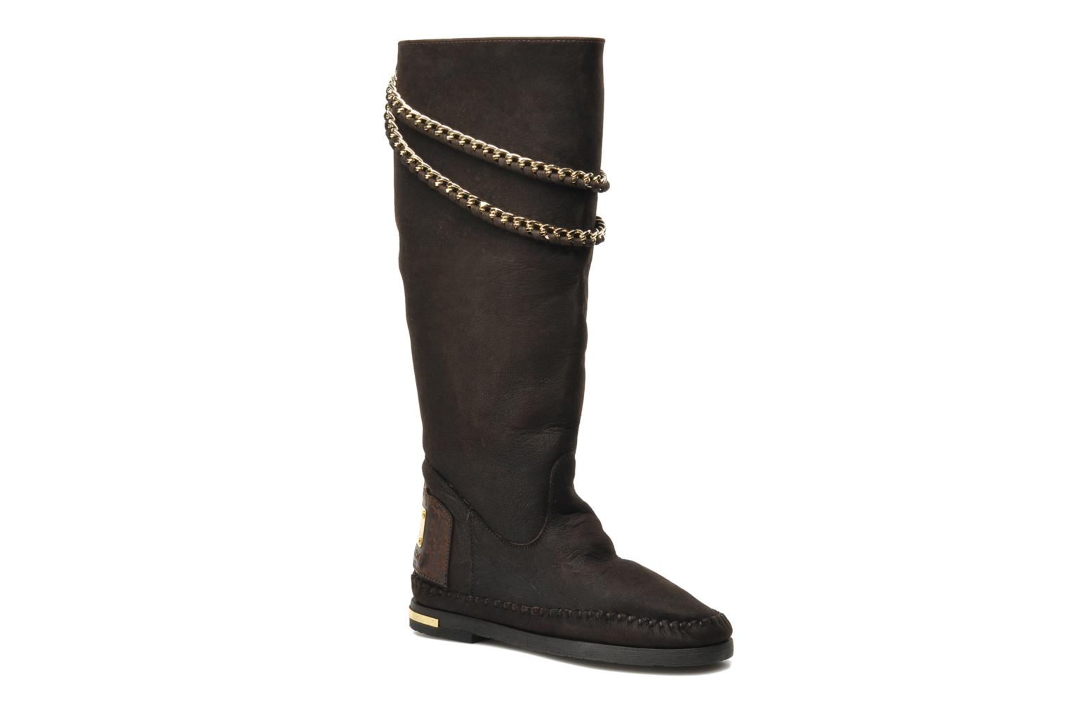 Boots & wellies Karma of Charme Opera Gold Brown detailed view/ Pair view